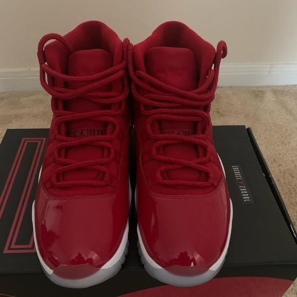 Jordan Shoes | Gym Red 11s | Poshmark